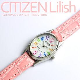 シチズン腕時計 レディス レディース ソーラー lilish リリッシュソーラー腕時計 腕時計 レディス ladies H007-906