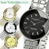 Watch men's natural diamond cut glass IVG-200 Men's brand watch