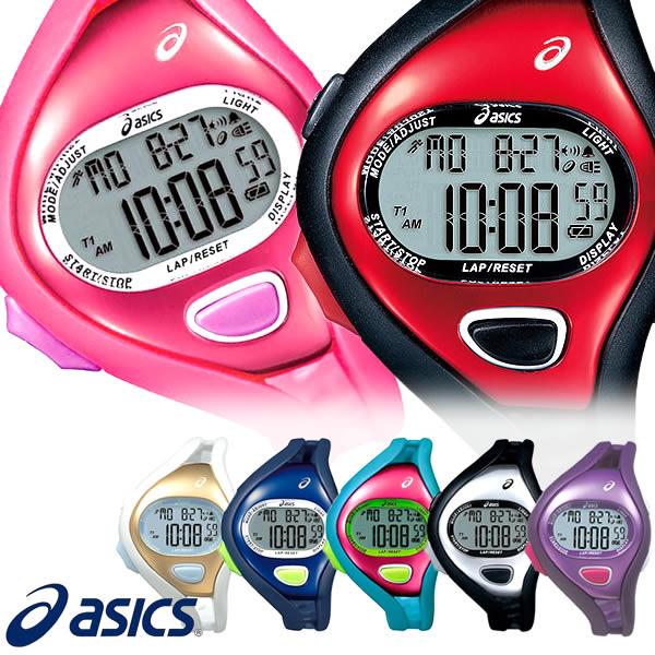 【送料無料】ASICS アシックス 腕時計 ウォッチ メンズ レディース クオーツ 5気圧防水 ランニングウォッチ ar05