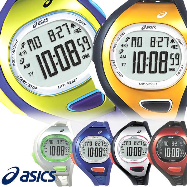 【送料無料】ASICS アシックス 腕時計 ウォッチ メンズ レディース クオーツ 5気圧防水 ランニングウォッチ ar07