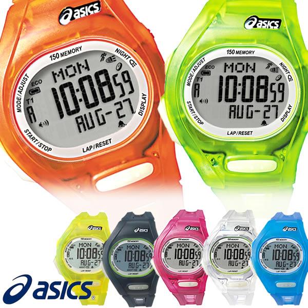 ASICS アシックス 腕時計 ウォッチ メンズ レディース クオーツ 5気圧防水 ランニングウォッチ ar08