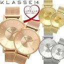 【2年保証】【100%本物保証】【ペアウォッチ】KLASSE14 クラス14 腕時計 ペア腕時計 42mm&36mm VOLARE ペアウォッチ …