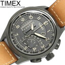 Timex タイメックス Intelligent Quartz インテリジェント クオーツ リニアインディケーター クロノグラフ メンズ 腕…