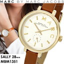マークバイマークジェイコブス MARC BY MARC JACOBS Sally サリー 腕時計 レディース クオーツ スモールセコンド 5気圧防水 MBM13...
