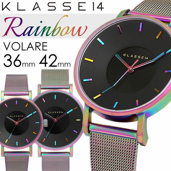 【送料無料】KLASSE14 クラスフォーティーン 腕時計 ウォッチ メンズ レディース 36mm 42mm メッシュベルト VOLARE vo15ti002