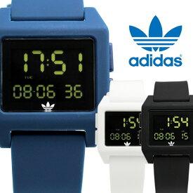adidas アディダス ARCHIVE アーカイブ デジタル 腕時計 ウォッチ ユニセックス メンズ レディース クオーツ adidas19