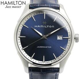 【最大1000円OFFクーポン】【送料無料】ハミルトン HAMILTON ジャズマスター メンズ 男性用 腕時計 ウォッチ クオーツ h32451641 ギフト