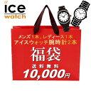 福袋 2021 レディース アイスウォッチ 腕時計 2本セット ブランド ウォッチ ICE WATCH 数量限定 送料無料 ウォッチ