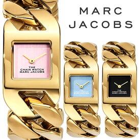 【送料無料】MARC JACOBS マークジェイコブス The Chain Watch チェーンウォッチ レディース 腕時計 女性 ブランド MJ0120179309 MJ0120179310 MJ0120179311
