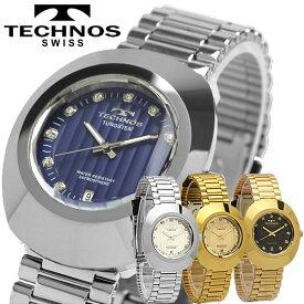 【送料無料】TECHNOS テクノス タングステンベゼル メンズ 腕時計 ウォッチ 三針 カレンダー ダイヤ T9475GC T9475CS T9475CL T9475GB