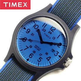 TIMEX タイメックス 腕時計 メンズ ナイロン ナトーベルト おしゃれ 人気 ウォッチ ギフト プレゼント インディグロ ライト TW2V13700