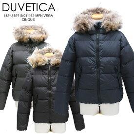 【送料無料】DUVETICA デュベティカ ダウンジャケット メンズ ショート ブランド 男性用 アウター ダウン ブラック ネイビー カーキ ファー フード 海外正規品 182-u5971n01