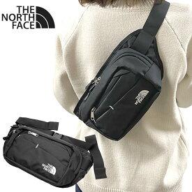THE NORTH FACE ノースフェイス BOZER HIP PACK 2 ボディーバッグ ショルダーバッグ メンズ レディース ブラック 斜め掛け ユニセックス 鞄 NF0A2UCXKY4