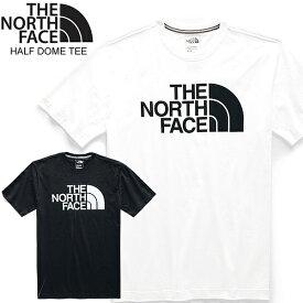 THE NORTH FACE ザノースフェイス メンズ 男性用 Tシャツ ホワイト ブラック シンプル コットン100% nf0a46zr