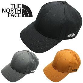 THE NORTH FACE ノースフェイス キャップ 帽子 ベースボールキャップ メンズ レディース クラシック ブラック グレー タン オレンジ ブランド NF0A4VU9