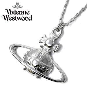 VivienneWestwood ヴィヴィアンウエストウッド ネックレス シルバー レディース プレゼント ブランド 63020023-w004-sm