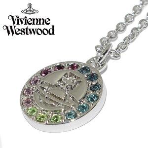VivienneWestwood ヴィヴィアンウエストウッド ネックレス レディース ビジュー シルバー プレゼント ブランド 63020282-w304