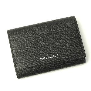 バレンシアガ カードケース レディース メンズ BALENCIAGA 581099 00TG3 1090 ブラック