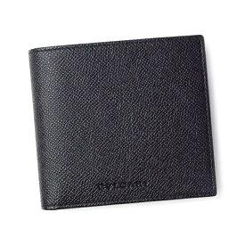 ブルガリ 財布 メンズ BVLGARI クラシコ 20253 ブラック