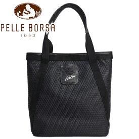 ペレボルサ バッグ レディース メンズ PELLE BORSA アルディ 9848-BL ブラック