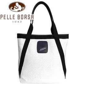 ペレボルサ バッグ レディース メンズ PELLE BORSA アルディ 9848-WH ホワイト