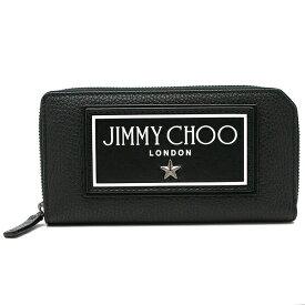ジミーチュウ 財布 メンズ JIMMY CHOO SEKI GNL ブラック