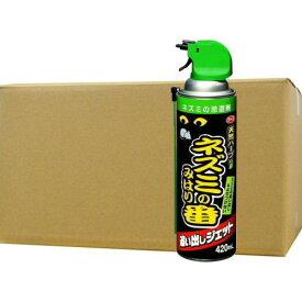 ネズミのみはり番 追い出しジェット 420ml×20本 ネズミ忌避剤 アース製薬 【北海道・沖縄・離島配送不可】