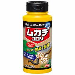 アース製薬 ムカデコロリ[毒餌剤]顆粒タイプ 250g [不快害虫用・ムカデ用]