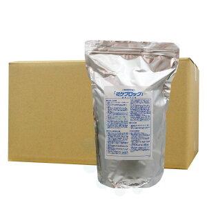 シロアリ防除 土壌処理用防蟻剤ミケブロック業務用 2kg×4袋【送料無料】 【北海道・沖縄・離島配送不可】
