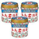 金鳥の渦巻 かとりせんこう大型12時間用 40巻(缶)x3個 線香皿付 [ 蚊取り線香・デング熱対策・ジカ熱・ヒトスジシマ…