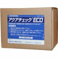 多用途 5項目水質検査 日産アクアチェックECO 6本セット[25枚×6本] 【送料無料】