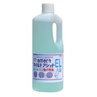 响应! 温和酸 1 l 智能厕所清洁 ☆ 厕所尿石洗涤剂用卸妆泛黄去除操作