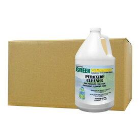 セイファーチョイス GP107 パーオキサイドクリーナー 3.78L×4本 [トイレ用洗剤 除菌・消臭]