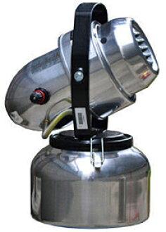 電動噴霧器 マイクロジェット7401 [ULV・ミスト兼用型] 殺虫剤・消臭剤・除菌剤の空間噴霧から残留噴霧まで!高性能噴霧機