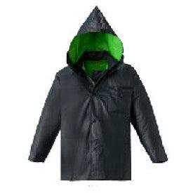 LOGOS[ロゴス] クレモナ合羽 ジャンパー(袋入り) 鉄紺 LL 産業用レインウェア