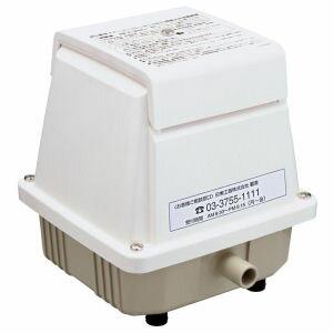 単独浄化槽用エアーポンプブロアメドーブロワLA-40C日東工器ブロワー