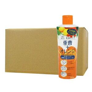 重曹オレンジペースト 300g×36個ケース UYEKI(ウエキ)[天然系オレンジ洗剤] 【北海道・沖縄・離島配送不可】