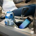 【送料無料】Star Wars スターウォーズ R2-D2 USB 車載充電器 iPhon iPad Androido対応 R2D2