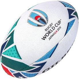 ギルバート GILBERT 2019年ラグビーワールドカップ レプリカボール 5号球 RWC2019 日本開催 ラグビーボール グッズ