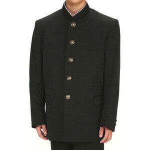 東レ ハイグレードブラック 学生服 上着 A体 完全日本製【JP517】
