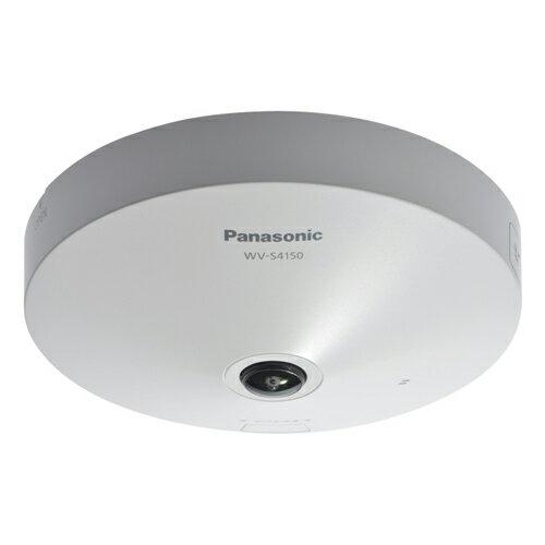 Panasonic 5M全方位ネットワークカメラ WV-S4150【送料無料】【新品】