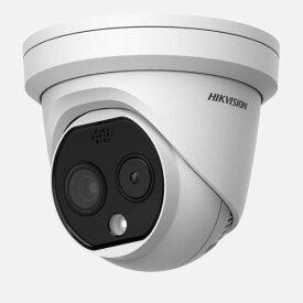 【送料無料】【在庫あり】HIKVISION ドーム型 AIサーマルカメラ  DS-2TD1217B-6/PA 【正規品】