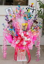 【正規販売店】◆キャンディブーケ◆ポップコーン ピンキーsmtb-s【楽ギフ_包装】【楽ギフ_メッセ】【楽ギフ_メッセ入…