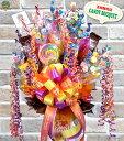 【正規販売店】◆キャンディブーケ◆ポップコーン スタンダードsmtb-s【楽ギフ_包装】【楽ギフ_メッセ】【楽ギフ_メッ…