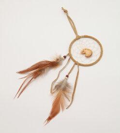 3インチ(7.5cm) ドリームキャッチャー イーグル DCT12  北米インディアンに伝わる神話/カナダ先住民の手作り 本当のドリームキャッチャー/カナダ製