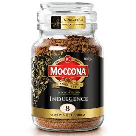 【5瓶】モッコナ インダルジェンス(インスタントコーヒー) 100g沖縄は一部送料負担ありsrk