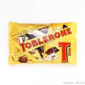 【2袋】トブラローネ タイニー アソートバッグ(チョコレート) 104g【メール便配送(ポスト投函)、代引不可】