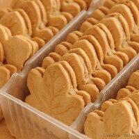 メープルリーフクッキー