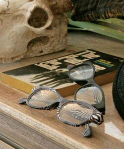 """DULTON(ダルトン)""""Reading Glasses""""リーディンググラス/YGH55BKZキャナルジーン レディース 眼鏡 メガネ ファッション小物 ゼブラ 老眼鏡 リーディンググラス リーズナブル おしゃれ カジュアル ギフ"""
