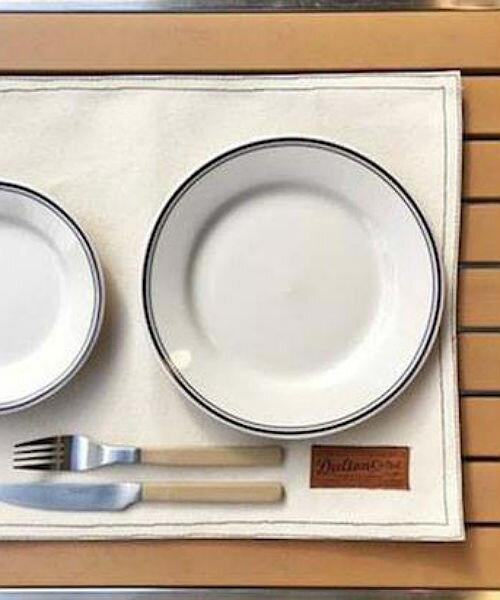 DULTON(ダルトン)Round plate(M)/ラウンドプレート(M)キャナルジーン レディース プレート お皿 皿 キッチン用品 HOME 丸皿 プル— 食器 軍用食器風 ワンプレート メイン パスタ ホームパーティー インスタ映え